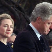 Bill and Hillary Clinton Brutally Mocked After Defending Clinton Foundation