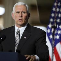 PENCE: Speaker Pelosi a 'very real threat'