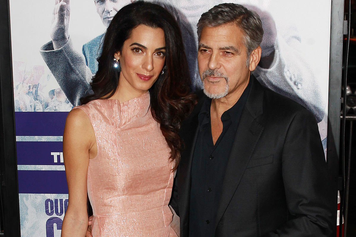 Report: Open Border Advocate George Clooney Moving Family