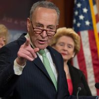 Chuck Schumer Blasts Trump as 'Most Dangerous and Worst Man' to Ever be POTUS (Watch)