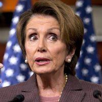 Nancy Pelosi Mumbles Kookiest Border Security Proposal Yet: Mow The Grass! (VIDEO)