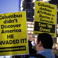 What We Lose When We Take Down Statues of Men Like Columbus