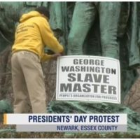 Libs Launch Attack on 'Slave Master' George Washington, Demand Reparations [DETAILS]