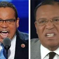 'BEAUTIFUL BROTHER': Farrakhan praises DNC leader Keith Ellison