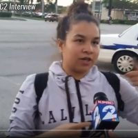 DELETED VIDEO: News Station Tries To Cover Up Student Claiming 3 Shooters In Florida