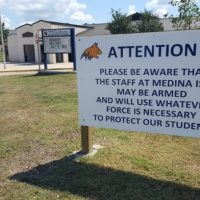Don't Mess With Texas: School Warns That Teachers May Be Armed