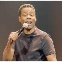 Comedian Chris Rock Says Cops Should 'Shoot a White Kid to Make It Look Good'