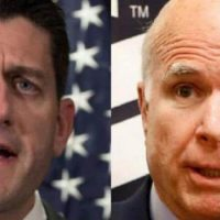 Paul Ryan Points Finger At John McCain For Failure Of Obamacare Repeal (VIDEO)