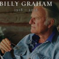 Evangelist Billy Graham Passes Away at 99