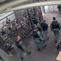 VIDEO: Cook County Jail Inmates Cheer as Cop Killer is Escorted Through Prison