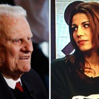 Deranged Feminist Writer Attacks 'Evil' Billy Graham, Says 'Have Fun In Hell'