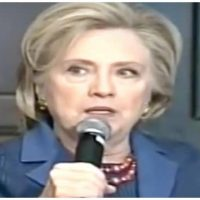 Hillary: Women Will be 'Primarily Burdened with Problems of Climate Change' [WATCH]