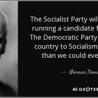 Time to Rebrand the Democratic Party as Socialists