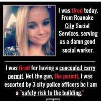 INTERVIEW: I Was Fired From Government Job For Having A Concealed Carry Permit